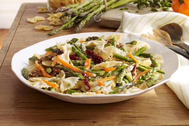 Asparagus Pasta Recipe Image 1