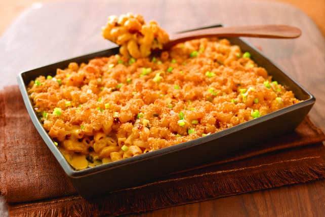 Jalapeño Peppers Mac & Cheese Image 1