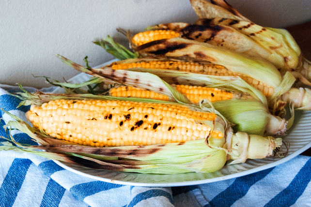 Corn on the Grill Image 1