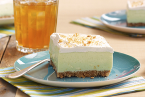'Key Lime' Cloud Squares