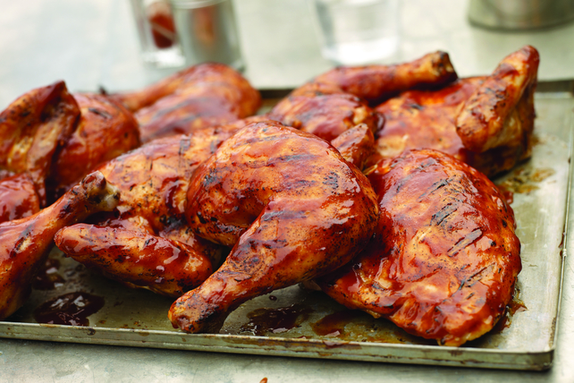 Quick BBQ-Beer Can Chicken Image 1