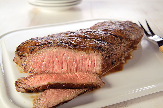 A.1. Grilled Marinated Steak Image 1
