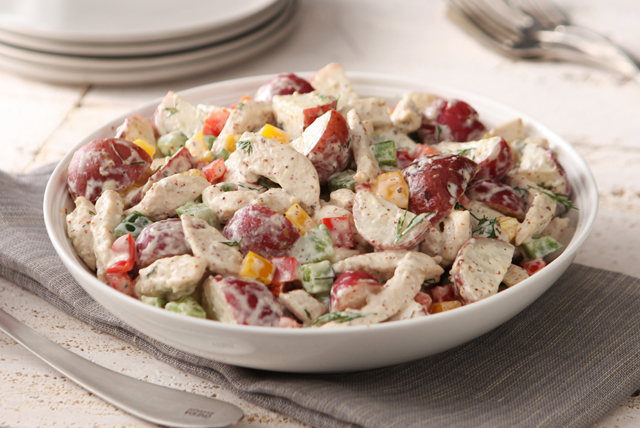 Ranch Chicken & Potato Salad