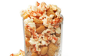 """EZ"" Fruity Popcorn Snack"