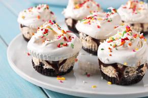 Ice Cream 'Cupcakes'