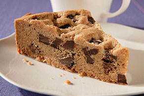 Chocolate Chunk Cookie Torte