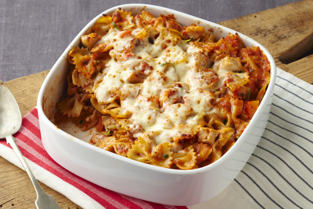 Turkey Italiano Bake Image 1