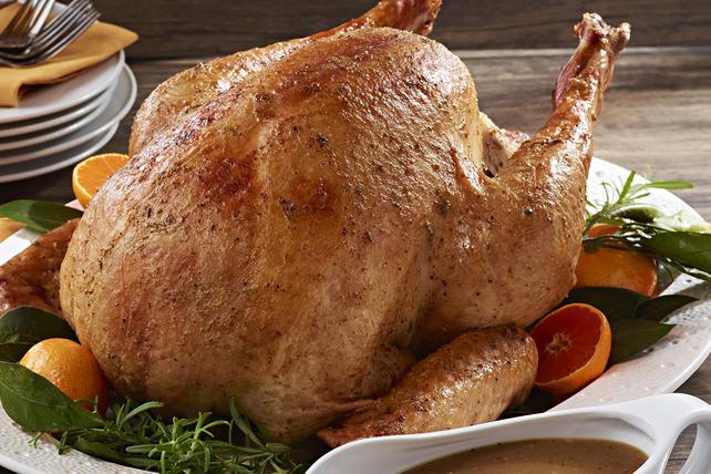 Dijon-Herb Basted Turkey Image 1