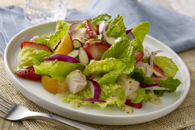 Strawberry-Chicken Salad Image 1