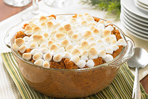Whipped Sweet Potato Bake