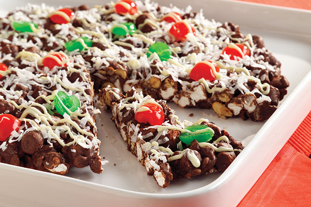 Chocolate Lover's Pizza Image 1
