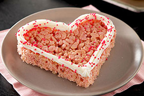 Valentine's RICE KRISPIES® TREATS™