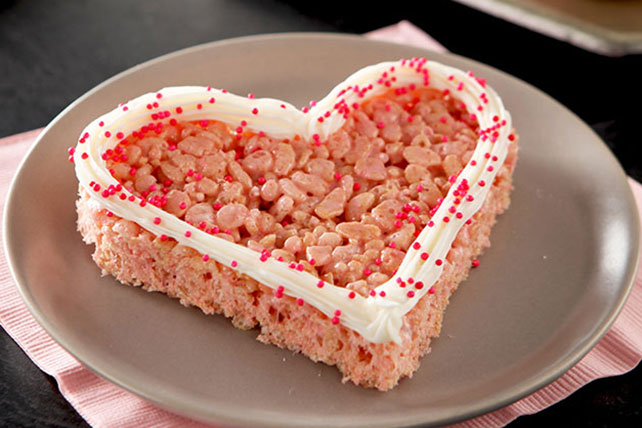 Valentine's RICE KRISPIES® TREATS™ Image 1