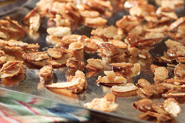 Caramelized Almonds Image 1