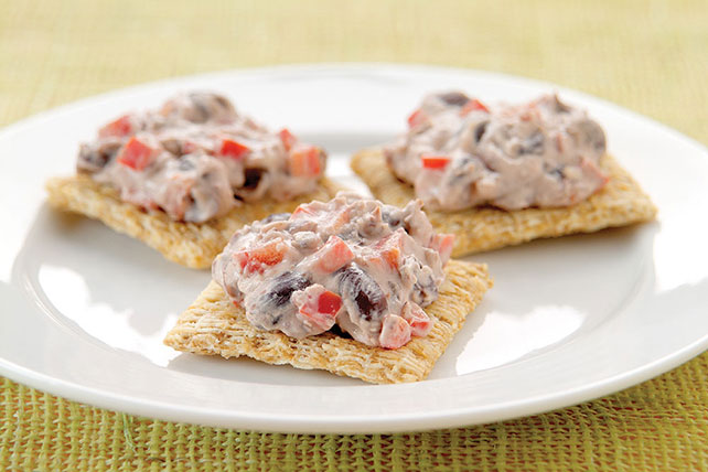 Citrus-Black Bean Spread Image 1