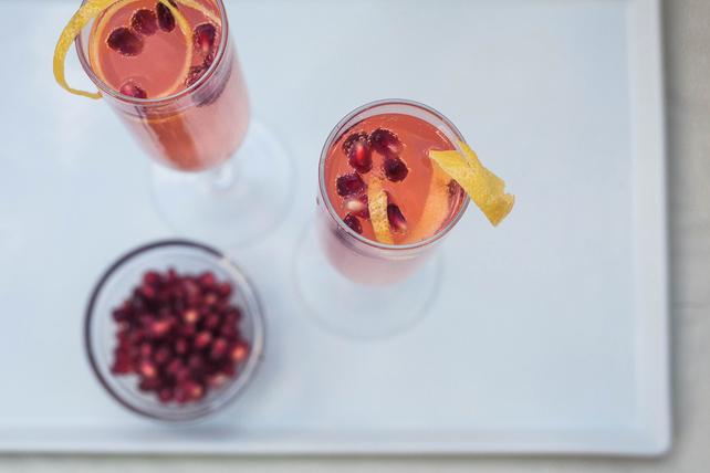 Fizzy Pomegranate Lemonade Image 1