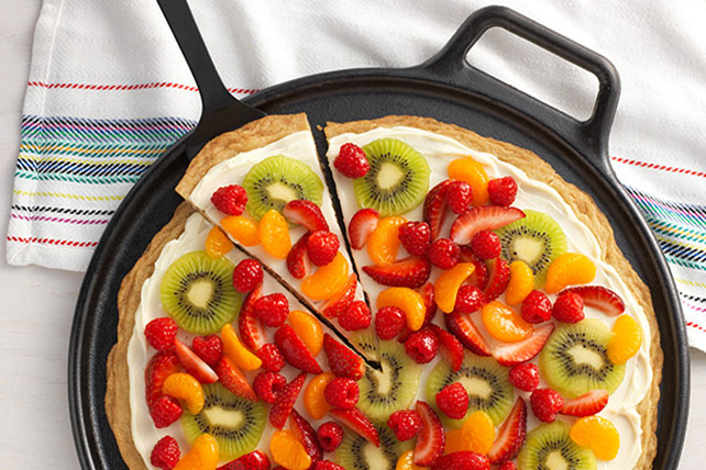 PHILADELPHIA Fruit Pizza Image 1