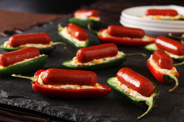 Smoky Jalapeño Peppers Image 1