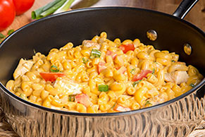 Ranch Chicken Mac 'N Cheese