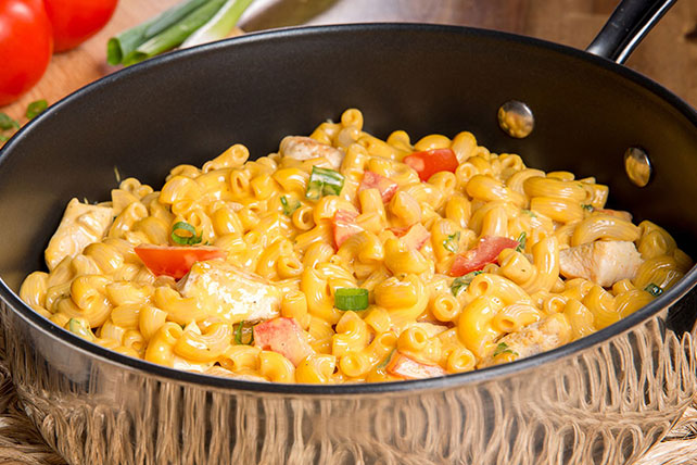 Ranch Chicken Mac 'N Cheese Image 1