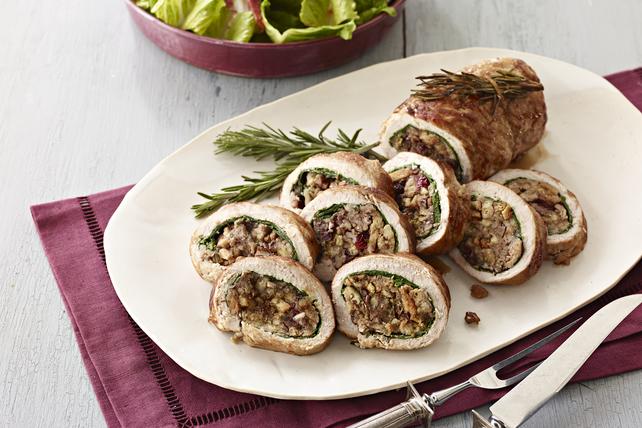 Perfect Stuffed Pork Loin Roast Kraft Recipes