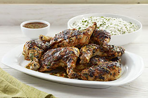Brazilian-Style Grilled Chicken