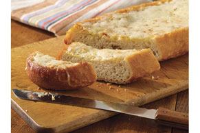 Parmesan-Garlic Bread
