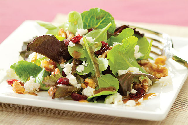 Cranberry Feta Salad