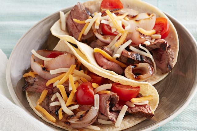 Sriracha Beef Tacos Image 1