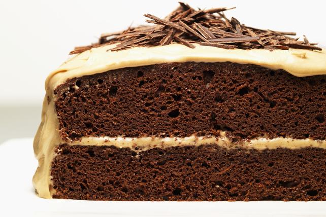 Chocolate Carrot Cake Image 1