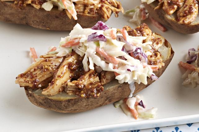 Pommes de terre au poulet déchiqueté Image 1