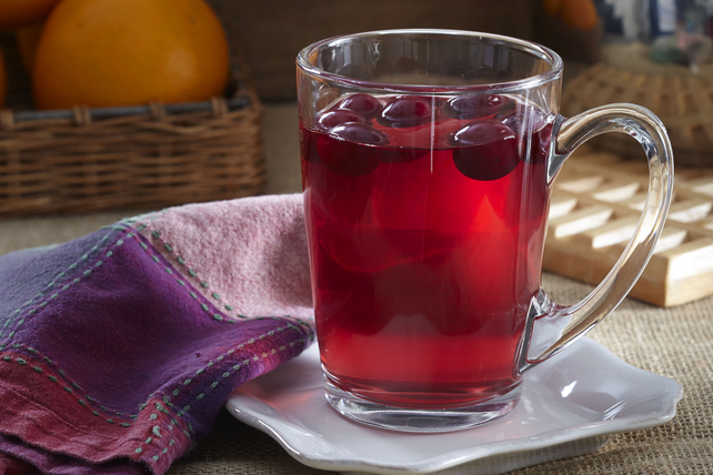 Mulled Cranberry Juice Image 1
