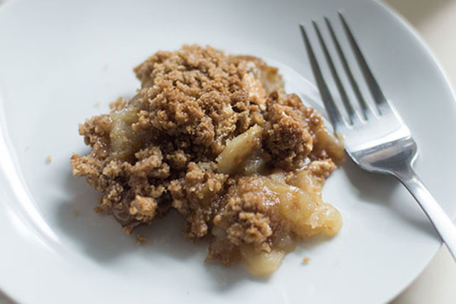 Apple Mallow Crisp Image 1