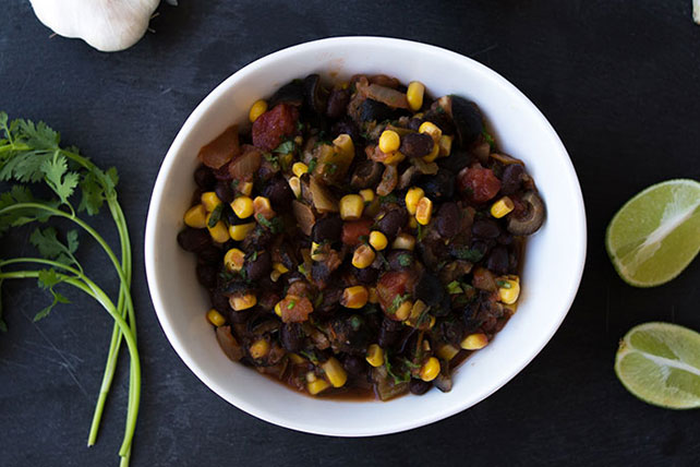 Black Bean 'n Olive Salsa Image 1