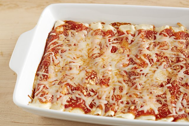 Cheese Manicotti Image 1