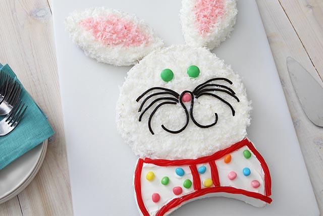 Gâteau « lapin » Image 1