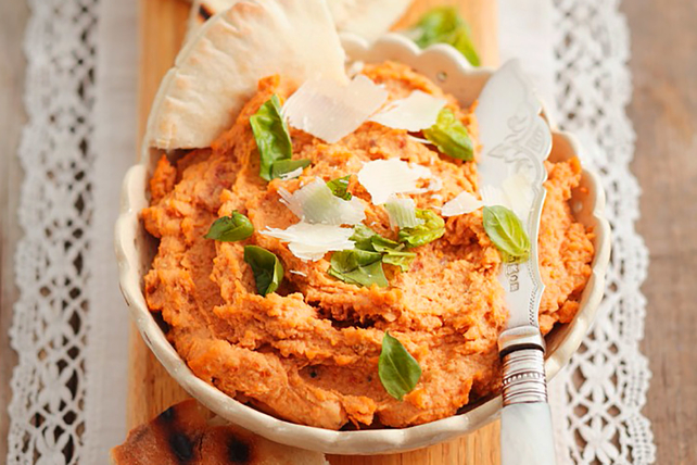 Italian Hummus Image 1