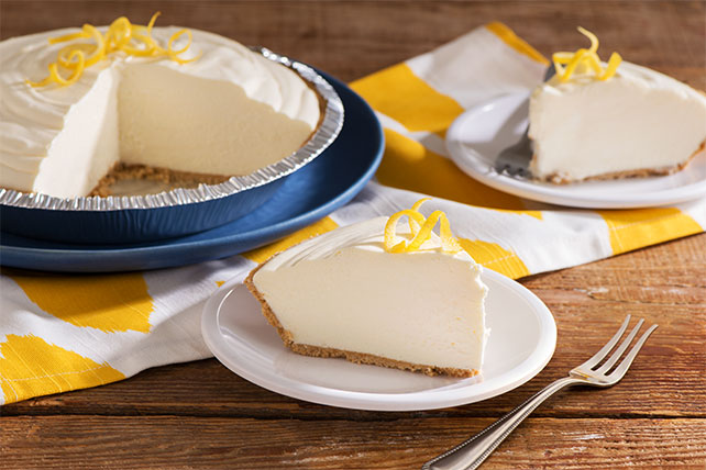 Creamy Lemon Pie Image 1