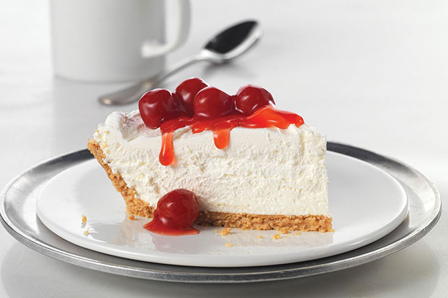 Cherry Cheesecake Image 1