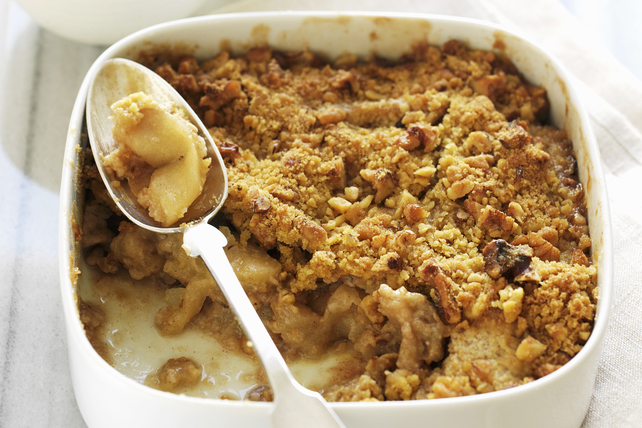 Apple-Walnut Crisp Image 1