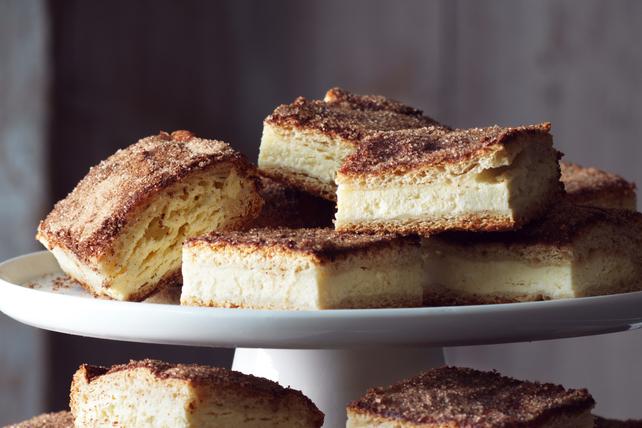 Churro Cheesecake Bars Image 1
