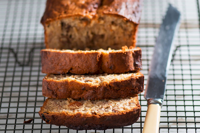 Banana-Nut Bread with Flax Image 1