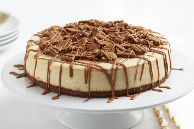 Cookie Butter Cheesecake Image 1