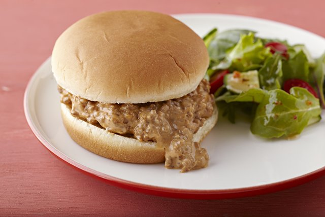 VELVEETA® Cheeseburger Joe Image 1