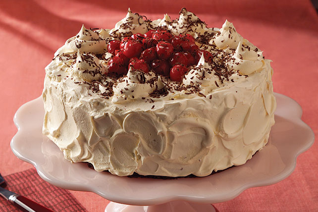 Black Forest Cake Recipe Image 1