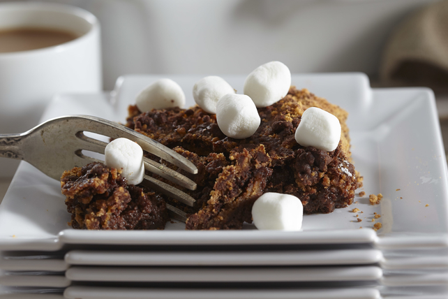 S'Mores Dump Cake Image 1
