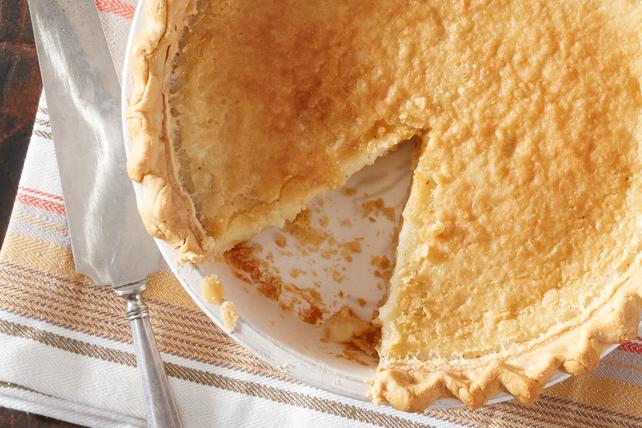 Buttermilk Pie Image 1