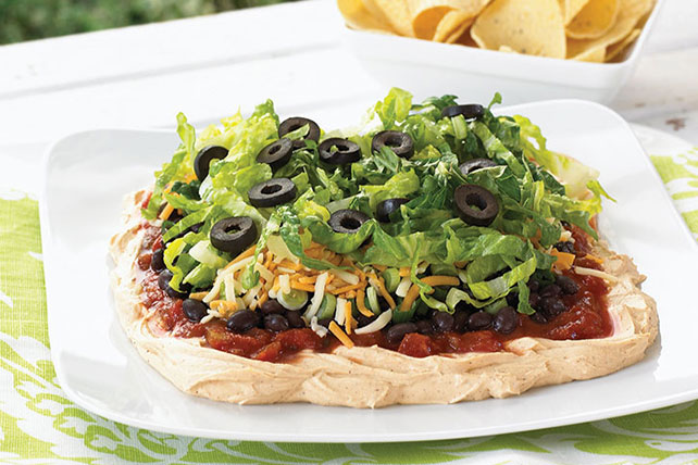 Layered Mexican Dip Image 1