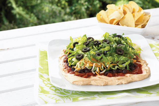 Mexican Layered Dip Image 1