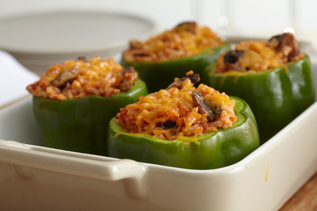 Easy Stuffed Peppers Image 1